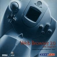Web Browser 2.0 with SegaNet Box Art