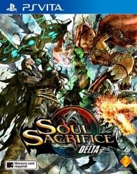 Soul Sacrifice Delta Box Art