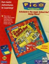 Scholastic's The Magic School Bus: Going Places Box Art