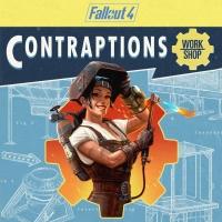Fallout 4: Contraptions Workshop Box Art