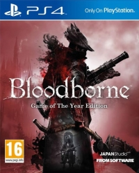 Bloodborne - Game of the Year Edition [DK][FI][NO][SE] Box Art