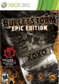 Bulletstorm - Epic Edition Box Art