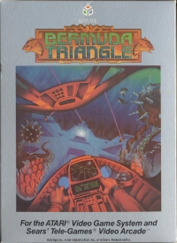 Bermuda Triangle Box Art