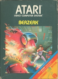 Berzerk (Picture Label) Box Art