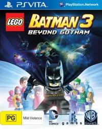 LEGO Batman 3: Beyond Gotham Box Art