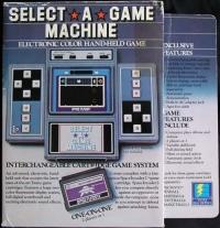 Entex Select-a-Game Machine Box Art