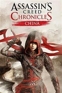 Assassin's Creed Chronicles: China Box Art