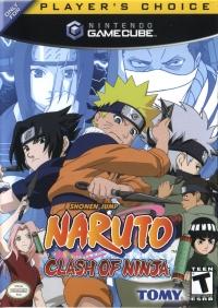Naruto: Clash of Ninja - Player's Choice Box Art