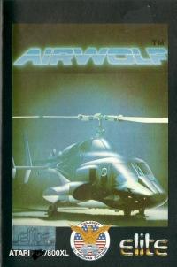 AirWolf Box Art