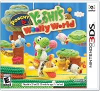 Poochy & Yoshi's Woolly World Box Art