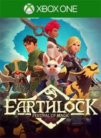 Earthlock: Festival of Magic Box Art