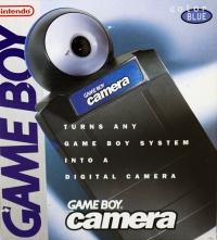 Nintendo Game Boy Camera - Blue [NA] Box Art