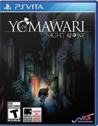 Yomawari: Night Alone Box Art