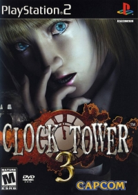 Clock Tower 3 Box Art