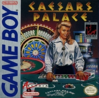 Caesars Palace Box Art