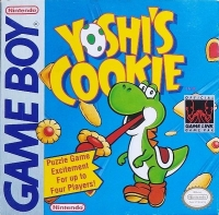 Yoshi's Cookie Box Art