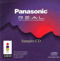Panasonic Sampler CD (DFJN5001ZBZ) Box Art