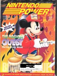 Nintendo Power - Volume 044 (January 1993) Box Art