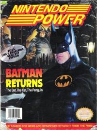Nintendo Power - Volume 048 (May 1993) Box Art