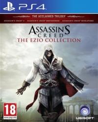 Assassin's Creed: The Ezio Collection Box Art