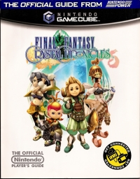 Final Fantasy: Crystal Chronicles - The Official Nintendo Player's Guide Box Art
