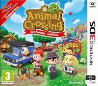 Animal Crossing: New Leaf: Welcome amiibo! Box Art