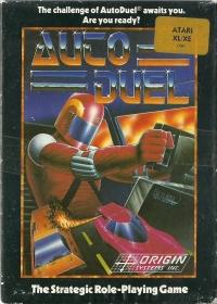 AutoDuel [UK] Box Art
