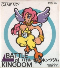 Battle of Kingdom Box Art