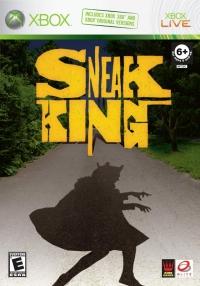 Sneak King Box Art