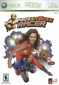 PocketBike Racer Box Art