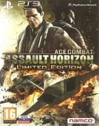 Ace Combat: Assault Horizon - Limited Edition [RU] Box Art