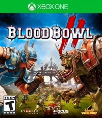 Blood Bowl II Box Art