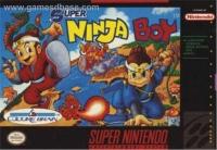 Super Ninja Boy Box Art