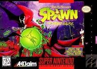 Spawn: The Video Game Box Art