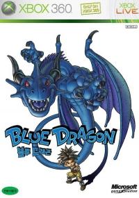 Blue Dragon Box Art