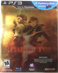 Resident Evil 5: Gold Edition Box Art