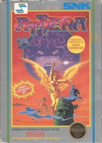 Athena (3 screw cartridge) Box Art