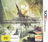 Ace Combat: Assault Horizon Legacy Box Art