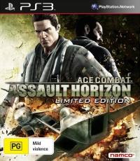 Ace Combat: Assault Horizon - Limited Edition Box Art