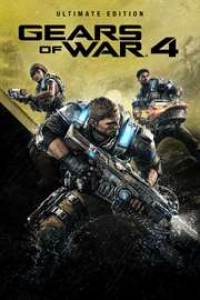 Gears of War 4 - Ultimate Edition Box Art