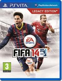Fifa 14 Legacy Edition Box Art