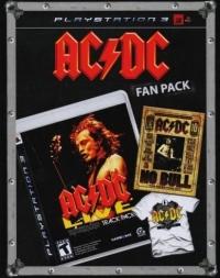 AC/DC Fan Pack Box Art