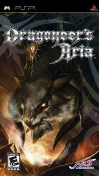 Dragoneer's Aria Box Art
