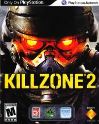 Killzone 2 (3 awards) Box Art