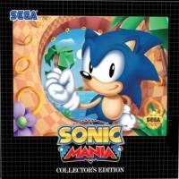 Sonic Mania: Collector's Edition Box Art