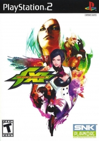 King of Fighters XI, The Box Art