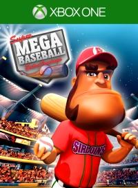 Super Mega Baseball: Extra Innings Box Art