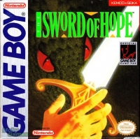Sword of Hope, The Box Art