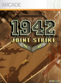 1942: Joint Strike Box Art