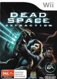 Dead Space: Extraction Box Art